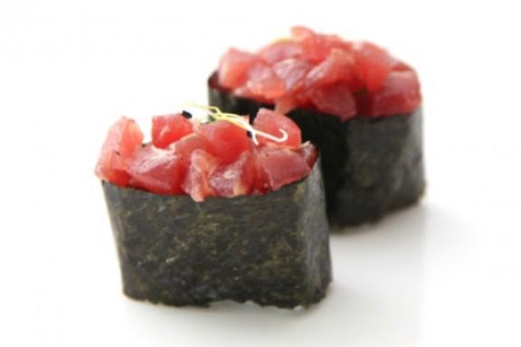 s11 tartare de saumon et thon