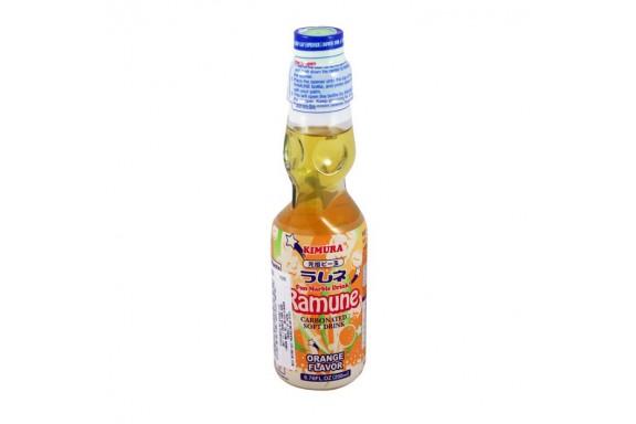 Limonade japonais saveur orange